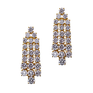 Layla Earrings (Gold)