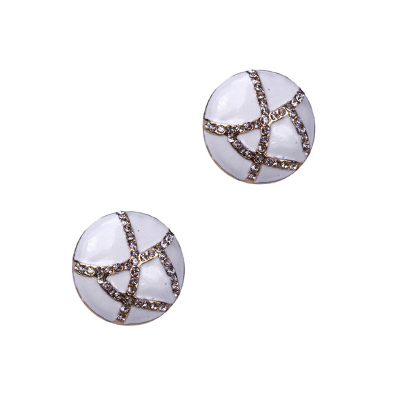 Luna Clip Earrings (gold)