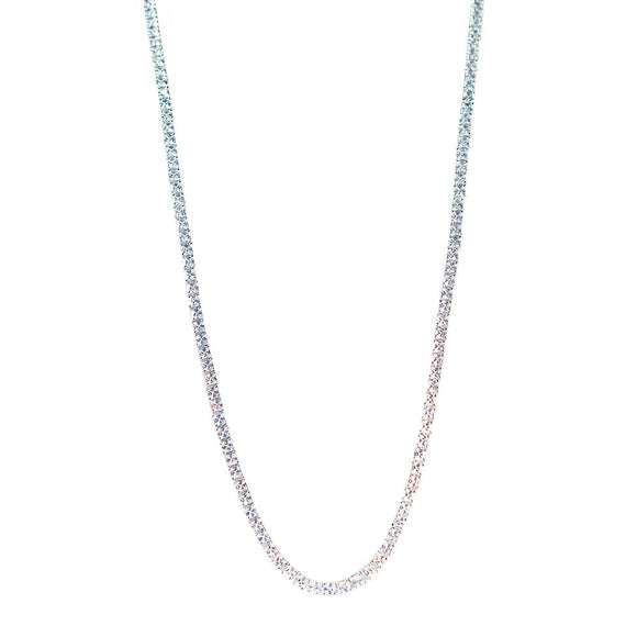 CZ Necklaces - Matilde Long Necklace