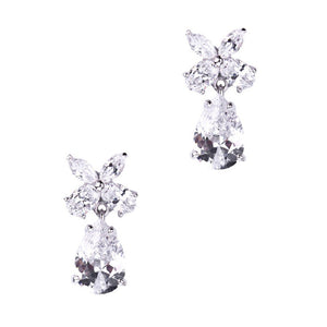 Ophelia Earrings (White)