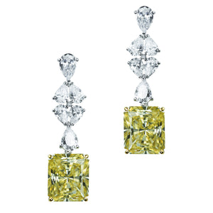Rea Earrings (Canary)