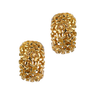 Sundus Clip Earrings