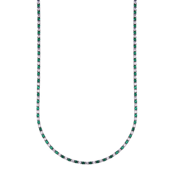 Vicky Necklace (Emerald)