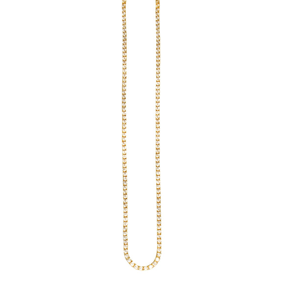 Vicky Necklace (Gold)