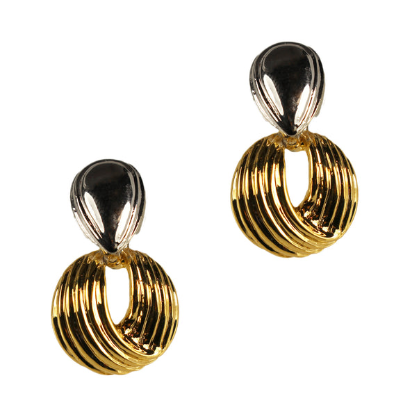 Wendy Clip Earrings