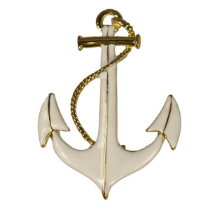 Anchor Brooch
