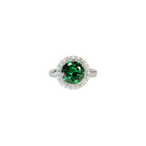 Cara Ring (Emerald)