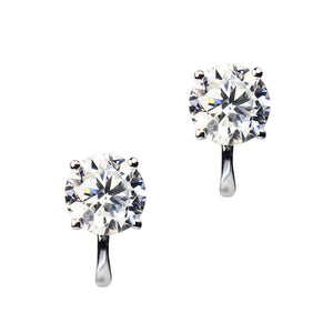 Vesper Clip Earrings