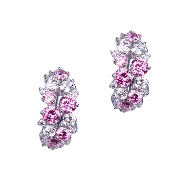 Livia Earrings (Pink)