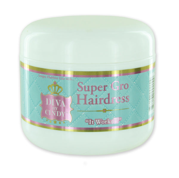 Super-Gro Hairdress - 4oz - divabycindy