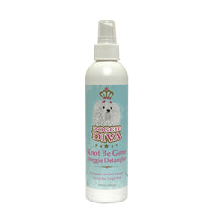 Doggie Diva by Cindy: Knot Be Gone Detangler - divabycindy