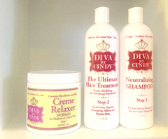 Relaxer Set - divabycindy