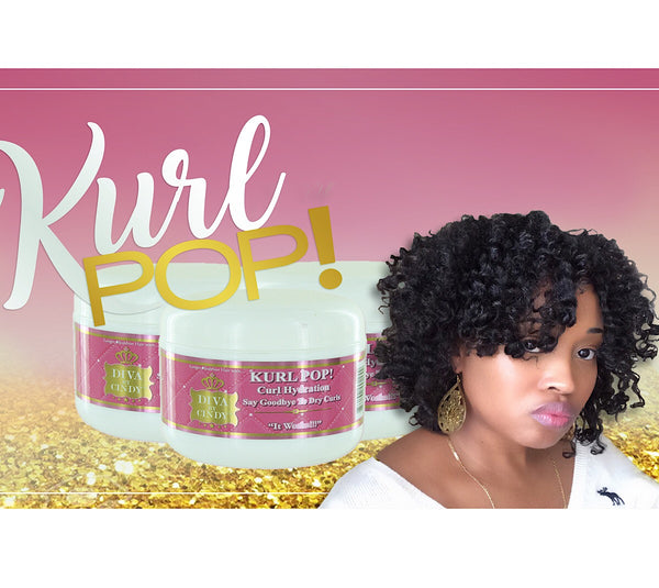 KURL POP Curl Hydration - divabycindy