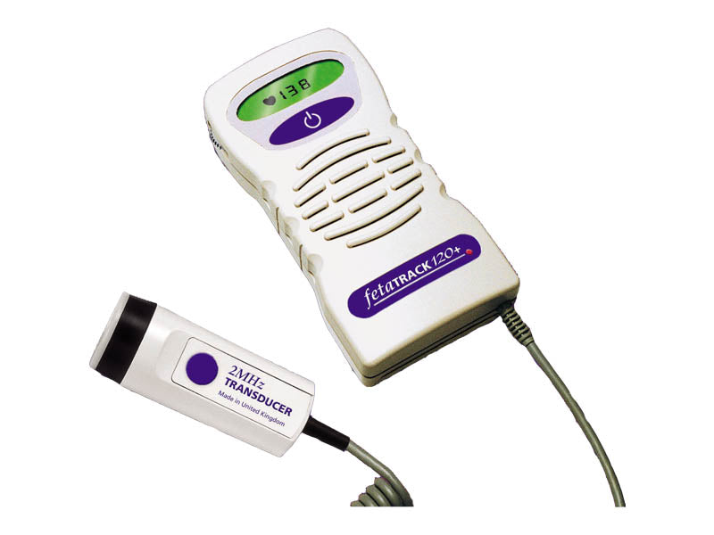 Fetal-Doppler FetaTrack 120+