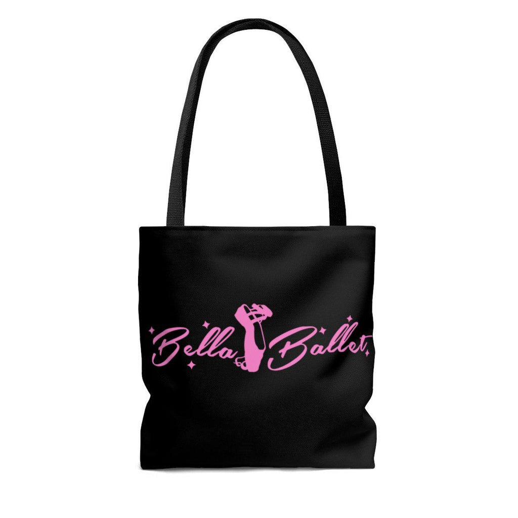 Bella Ballet Tote Bag (Black)