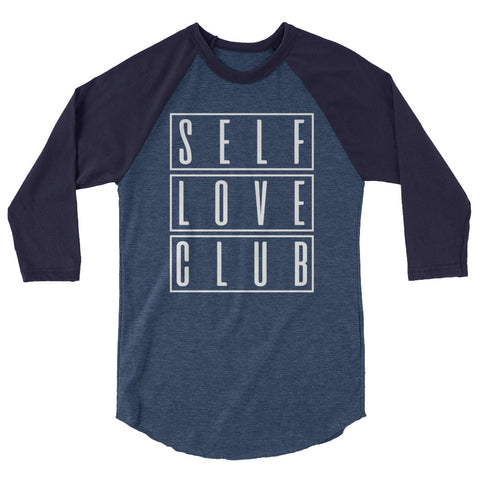 Self Love Club Unisex Baseball Tee