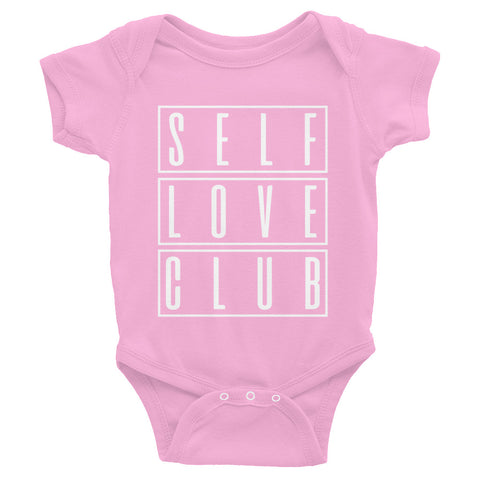 Self Love Club Baby Bodysuit
