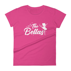 The Bellas Women's T-Shirt (White Font)