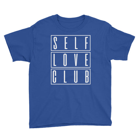Image of Self Love Club Youth Boys T-Shirt