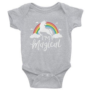 I'm a Magical Unicorn Baby Bodysuit