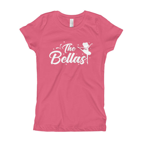 Image of The Bellas Girls T-Shirt (White Font)