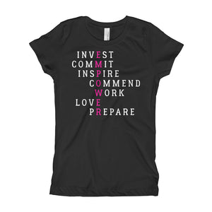 EMPOWER Youth Girl's T-Shirt