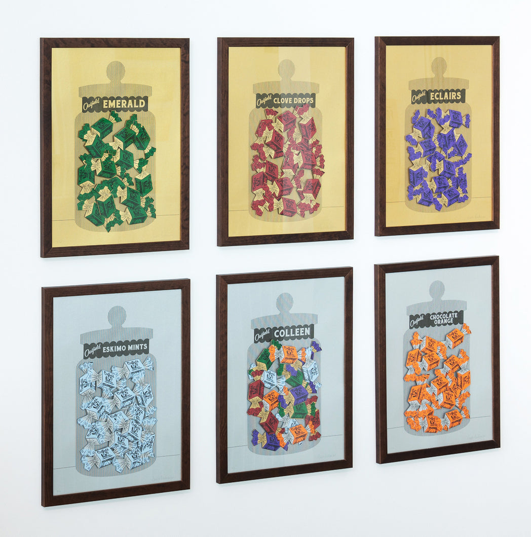Oatfield - Riso Prints