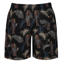 Load image into Gallery viewer, Boy's Tiger Print Swim Shorts
