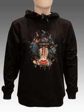 Load image into Gallery viewer, Luxury Black Mandrill Hoodie
