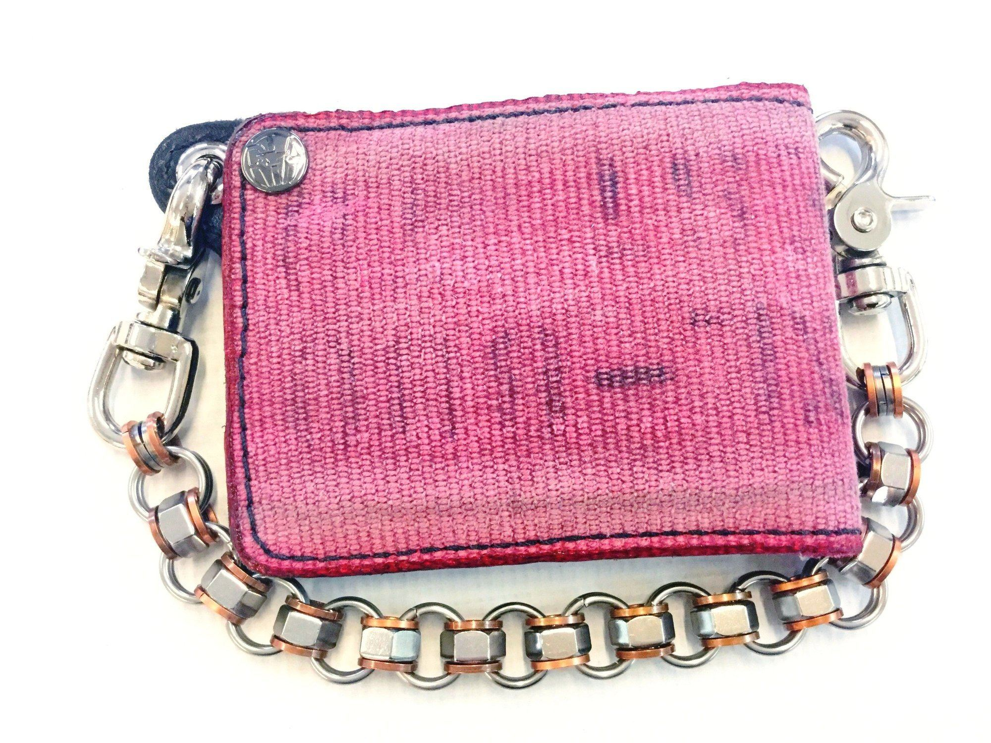 Fire Hose Wallet for the Firefighter