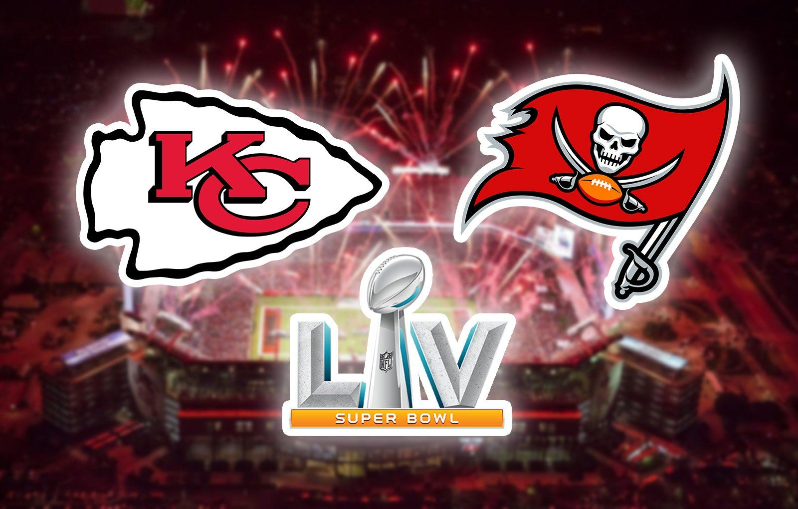Super Bowl LV Contest Chiefs vs. Buccaneers