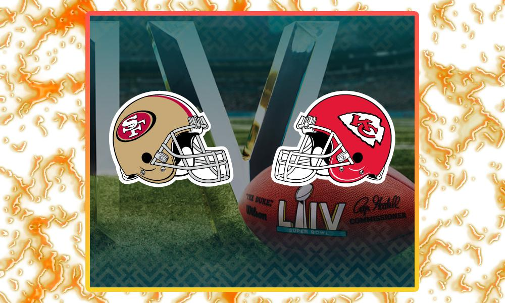 Superbowl LIV Contest CHIEFS vs. 49ers!