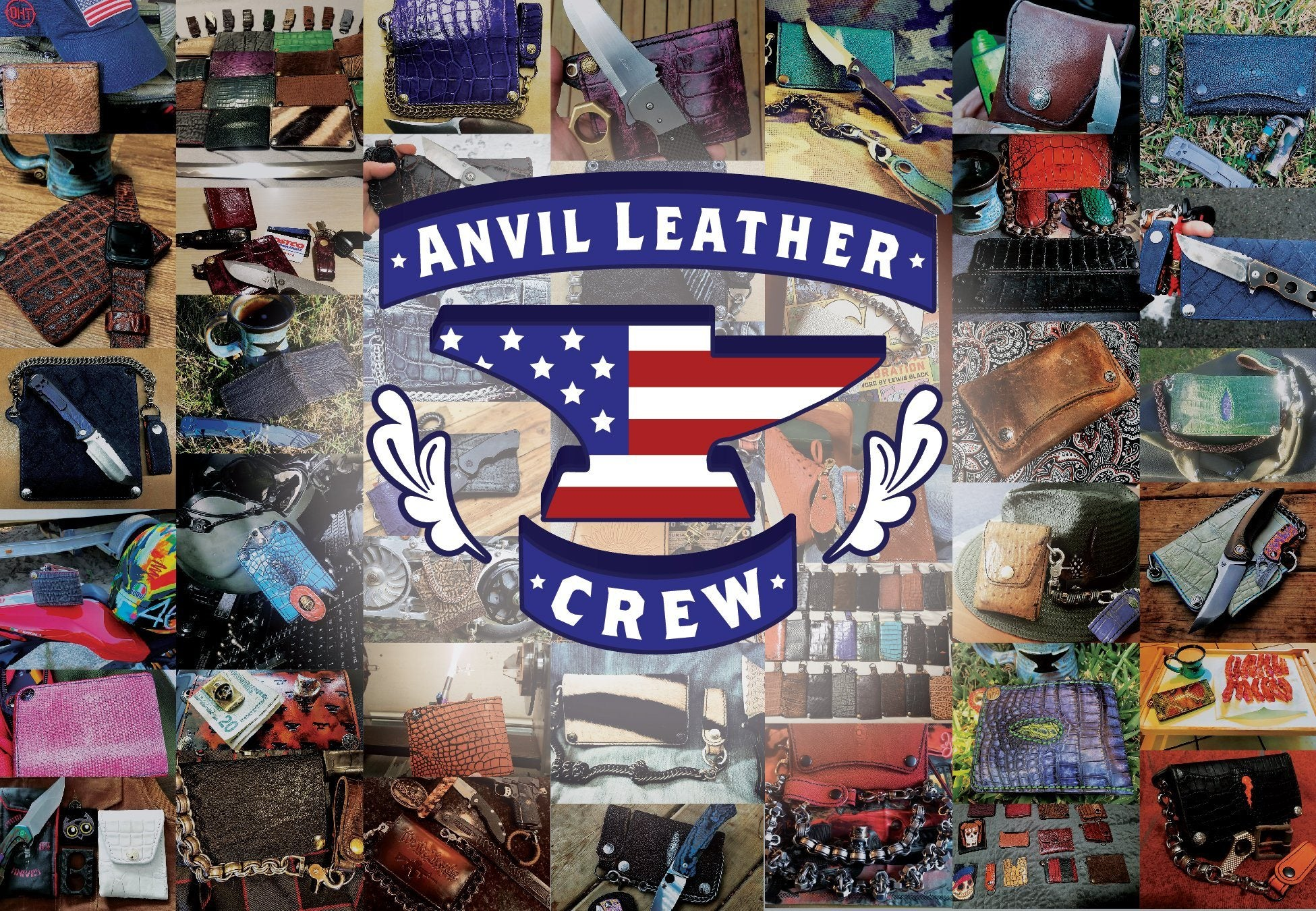 "The Anvil Leather Crew aka ""The Crew"""