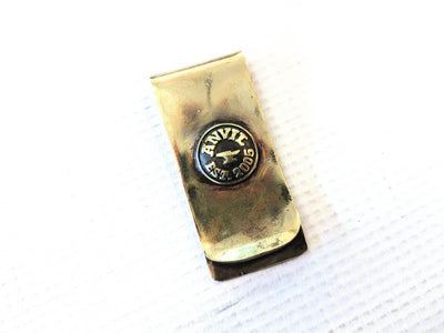 Brass Money Clip - Anvil Customs Est. 2005 - Anvil Customs