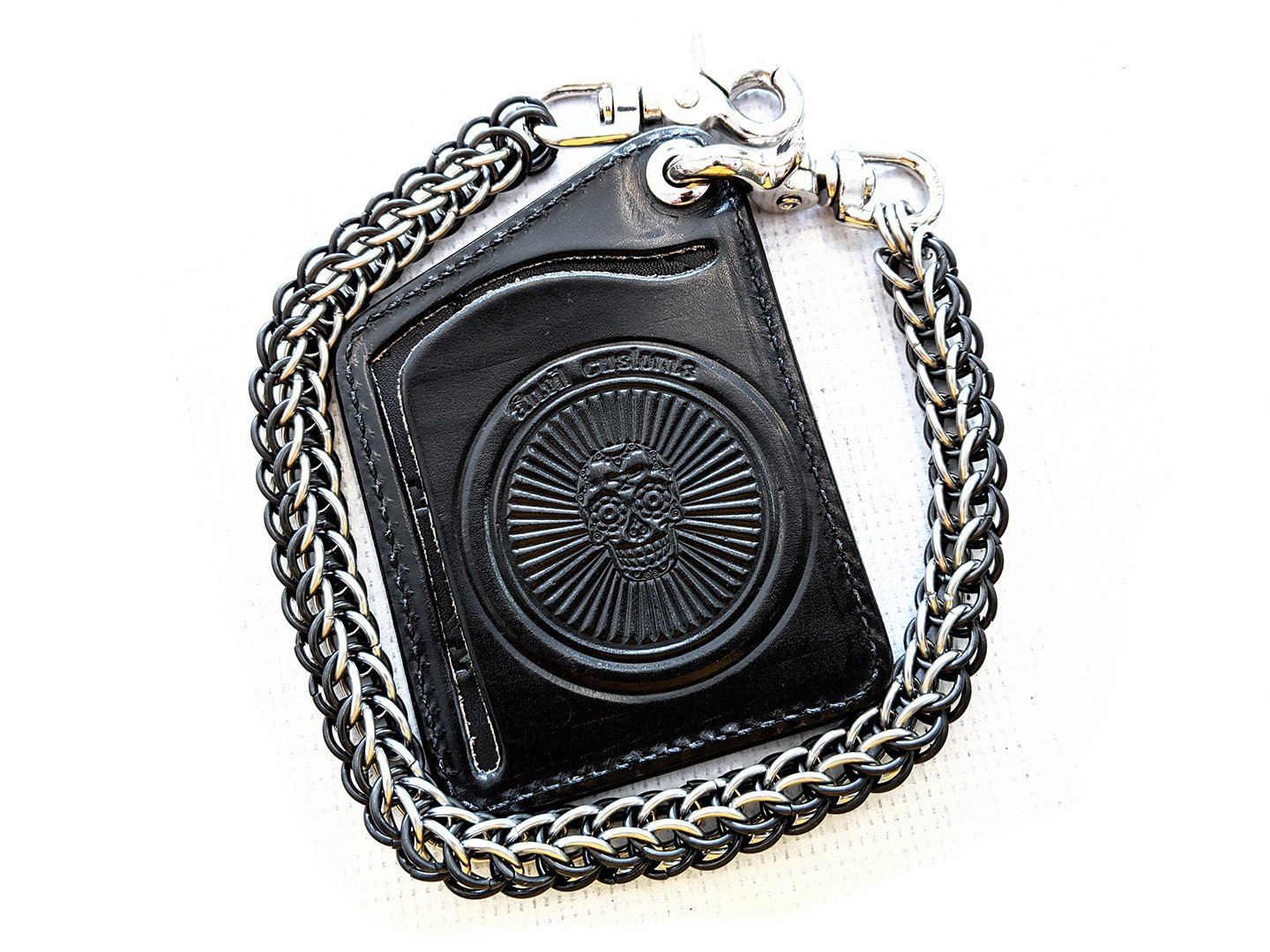 Puritan Chain Wallet - Anvil Customs