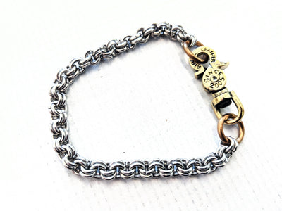 RyanTheAnvil Lucky Horseshoe Bracelet - 2 In 2 - Anvil Customs