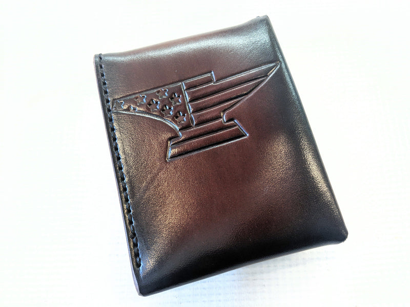 Sarasota Wallet - Anvil American Flag - Anvil Customs