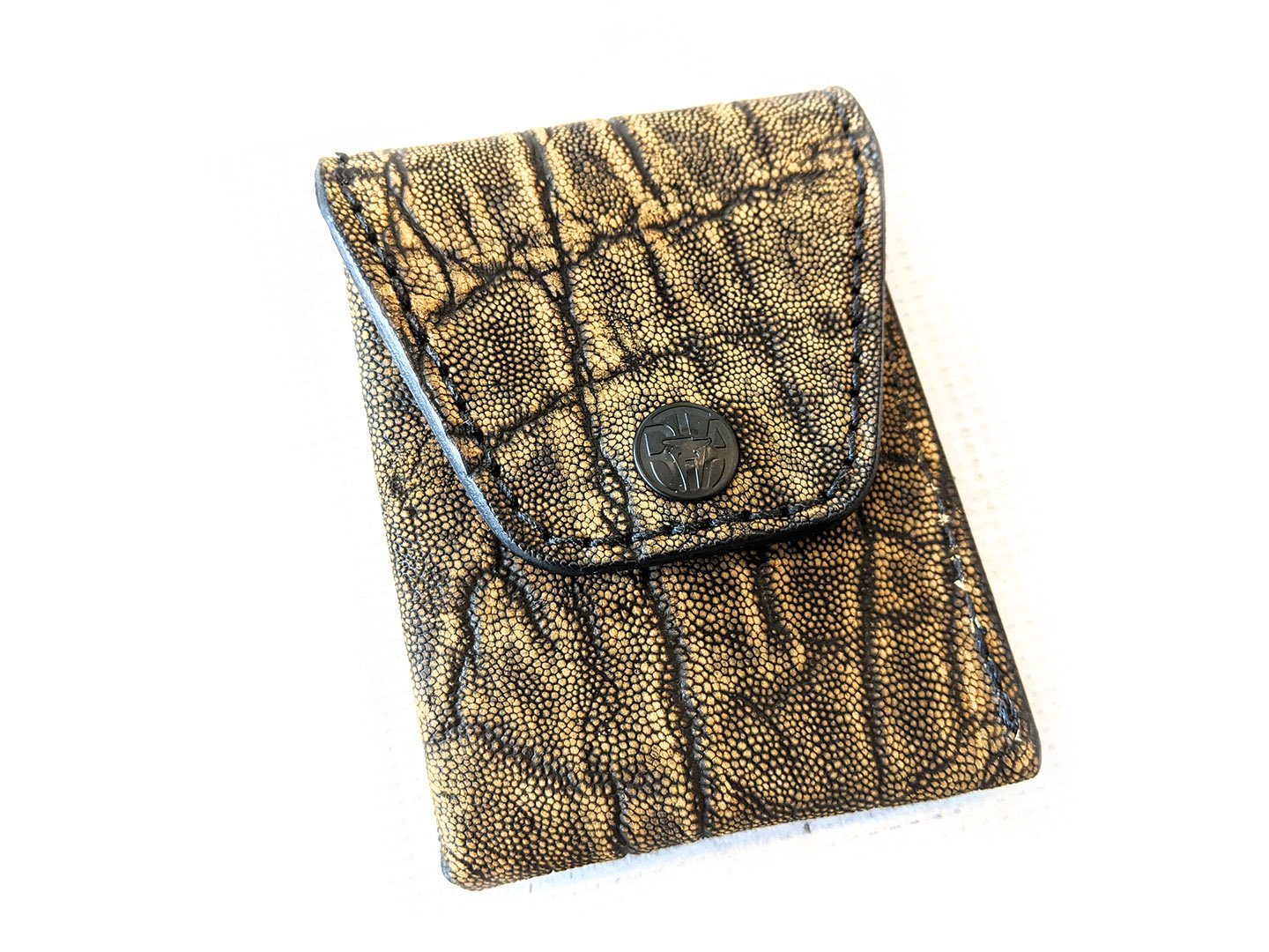 Sarasota Wallet - Gold Rush Elephant - Anvil Customs