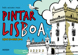 Pintar Lisboa - Lisbon colouring book