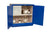 "SC1636 Under-the-Counter, Corrosive Cabinet, Fully Lined, 35"", Blue"