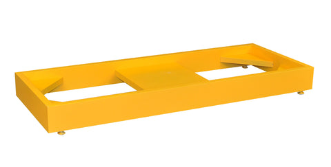 SC1861 Stak-a-Cab™ Floor Stand, Yellow