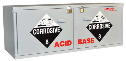 SC2260 Stak-a-Cab™ Combination Acid/Base Cabinet