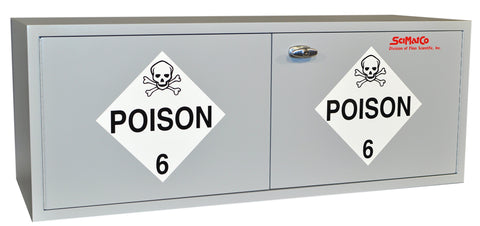 SC2460 Stak-a-Cab™ Poison Cabinet