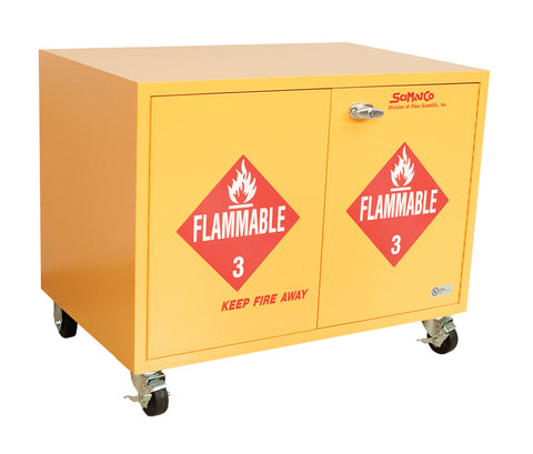 SC3010 Mobile ADA Flammables Cabinet