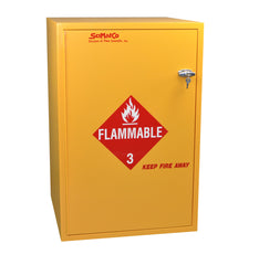 SC7022 Floor Flammables Cabinet with Flame Arrestors