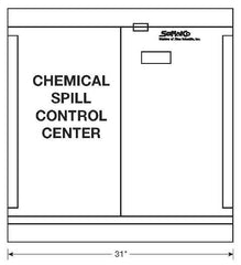 SC7050 Spill Response Cabinet