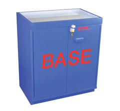 SC8043 Floor Base Cabinet, Partially Lined