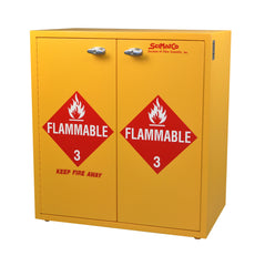 SC8078 Flammables Cabinet with Rear Flame Arrestors