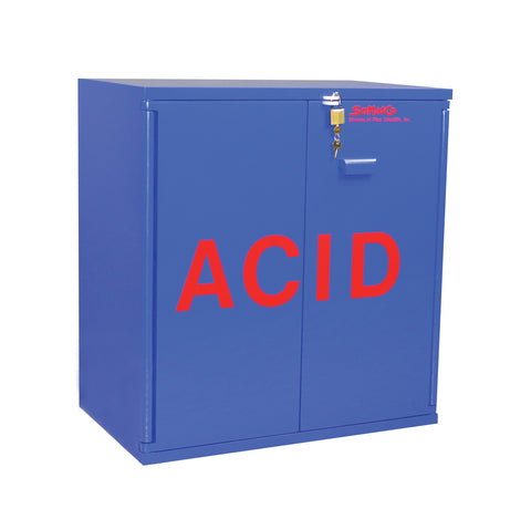 SC8084 EconaCab Acid Cabinet with Rear Acid Vent