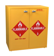 SC8080 Jumbo Stacking Flammables Cabinet